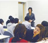 派遣会社にてキャリアアップ研修